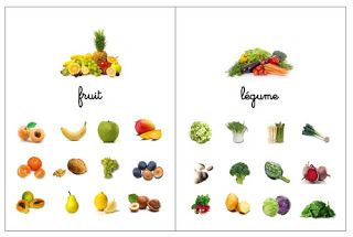 Crapouillotage: Fruit ou Légume