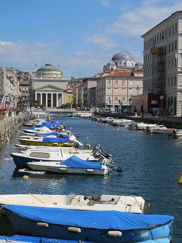 Trieste,Italy Anywhere in Italy I would like to go.