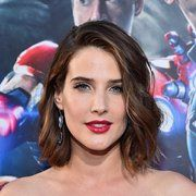 Cobie Smulders at event of Avengers: Age of Ultron (2015)