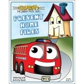 """Stretch's-Prevent Home Fires"" Activity Book"
