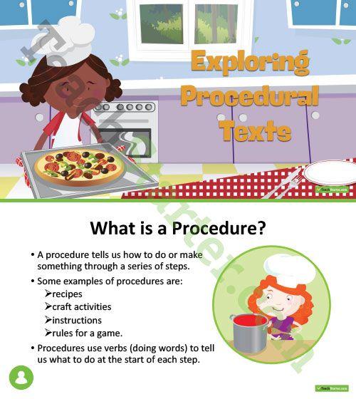 Procedural Essay Powerpoint