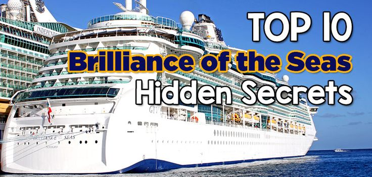 Going on Royal Caribbean's Brilliance of the Seas means you will find a beautiful cruise ship with a lot to see and do, and naturally, you will not want ...