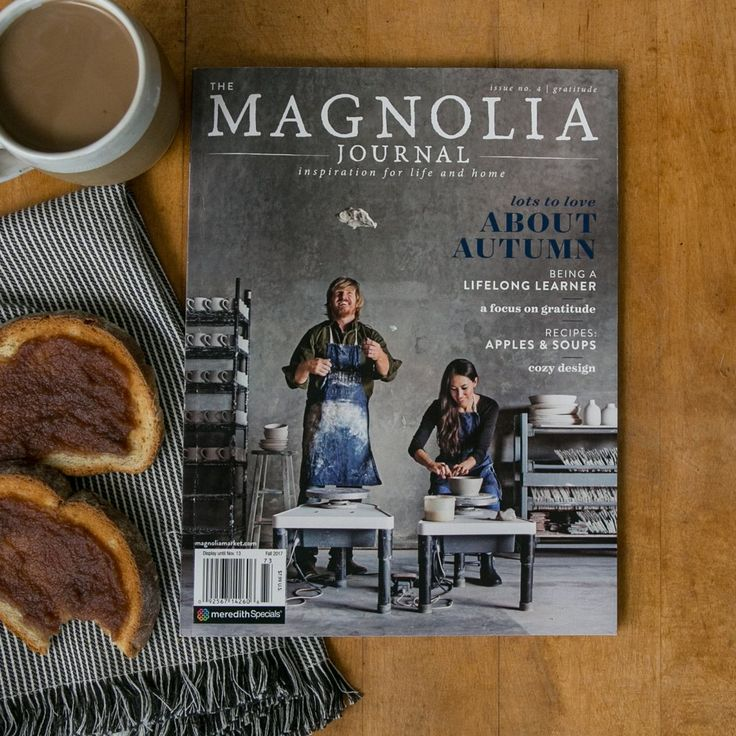 The Magnolia Journal - Fall 2017