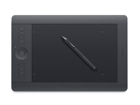 Intuos Pro Pen and Touch Medium | Wacom Store