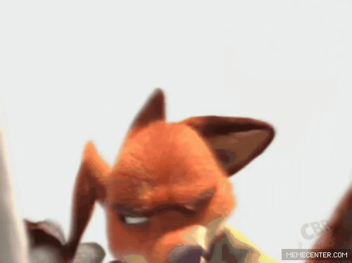 Nick and Judy GIF - Zootopia by mollymolata