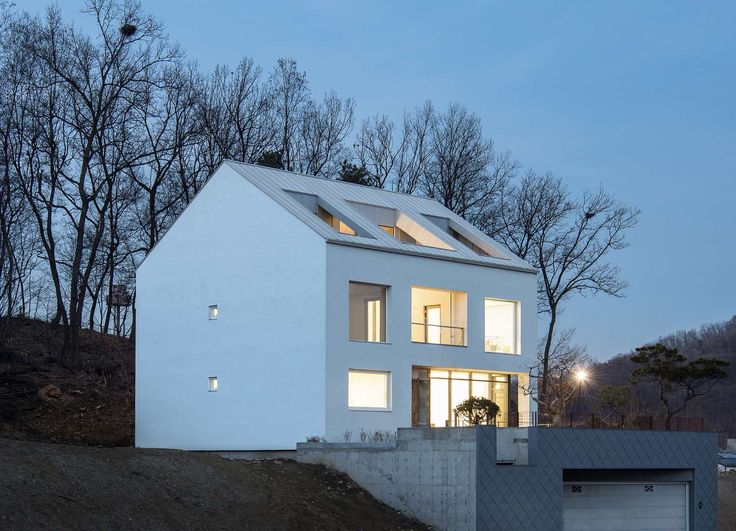 Image 1 of 18 from gallery of A House / Chang Kyu Lee [GEBDESIGN.]. Photograph by Pace Studio - Suman Chun