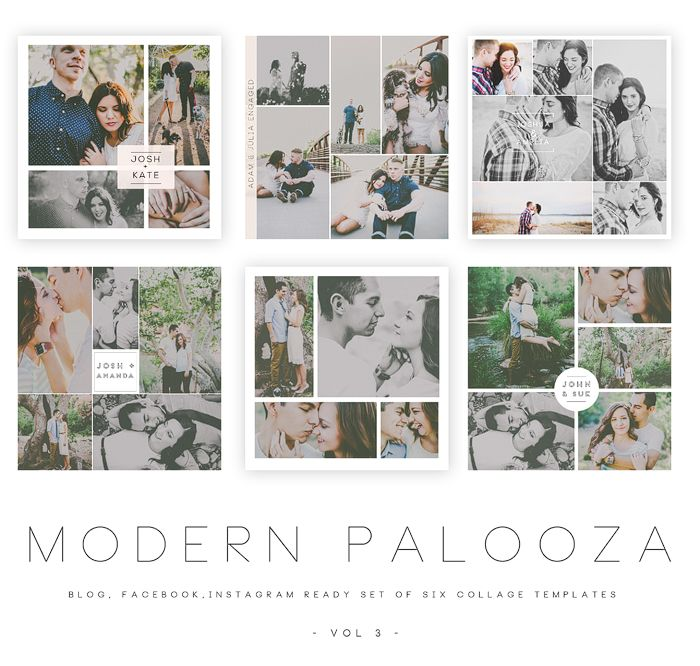 1636 Best Photo Collage Ideas Images On Pinterest