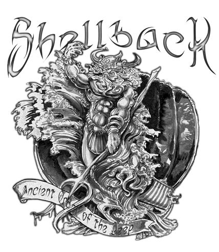 shellback ancient order of the deep shirt shellback shirts pinterest shirts the o. Black Bedroom Furniture Sets. Home Design Ideas