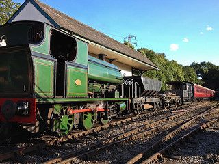 Elsecar Heritage Railway in #Barnsley, by Clydehouse via Flickr