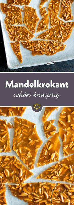 Knackige Mandeln umhüllt von einer süßen Zuckermasse. Ein Klassiker, der sich easy-peasy selber machen lässt und in jede Süßigkeitenschublade gehört.