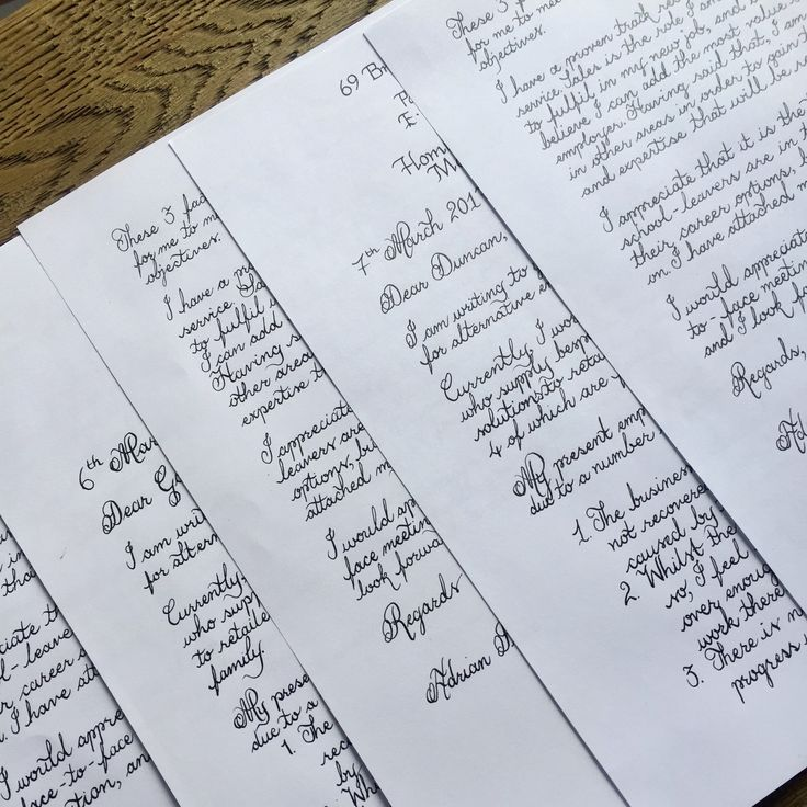 Best handwritten calligraphy poems images on pinterest
