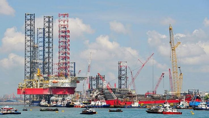 Sembcorp Marine looks to the future with drones, 3D printing and digital twins