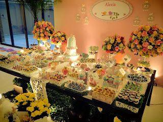 Mimos da Gil: Festa Passarinhos