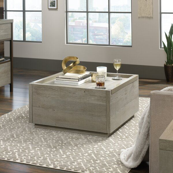 Every Living Room Deserves A Beautiful Centerpiece Give Your Home A Touch Of Modern Farmhouse Inspi Coffee Table Square Coffee Table Coffee Table With Storage