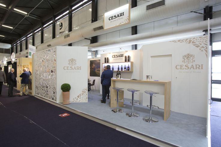 Espace CESARI - conçu et designé par DEPACK DESIGN.