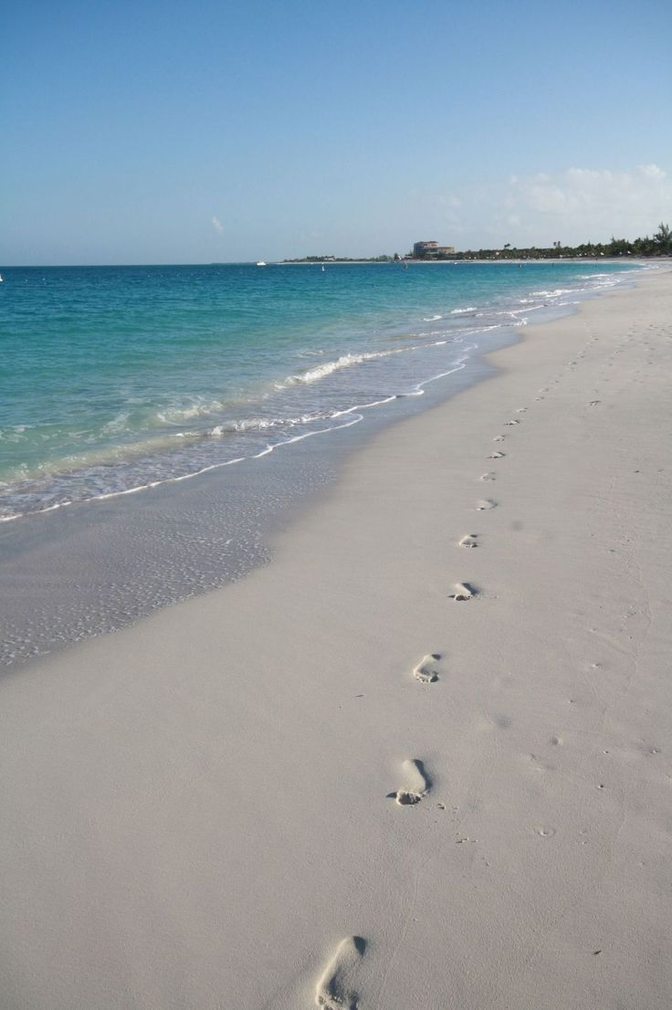 Grace Bay Beach, Providenciales, Turks and Caicos. I love it here!!