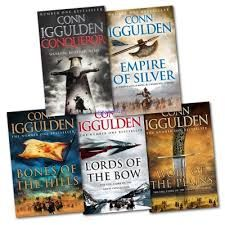 'Genghis Khan: Conqueror Series' Conn Iggulden