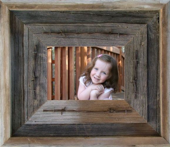 17 Best Ideas About Wood Picture Frames On Pinterest