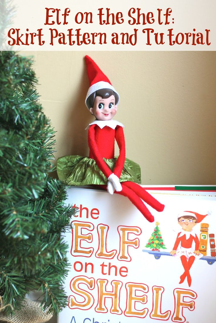 33 best Elf on the Shelf Clothes & Accessories ideas images on ...