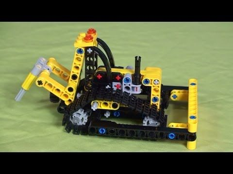LEGO Technic Review Crawler or Tracked Crane and Bulldozer 2 in 1 and Kinder Surprise Star Wars Twistheads This is a very cool little LEGO Technic set; …   source   ...Read More
