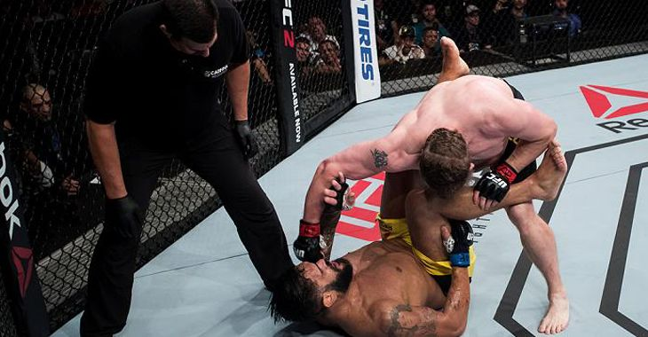 Roy Nelson temporarily suspended by Superior Justice Court of MMA