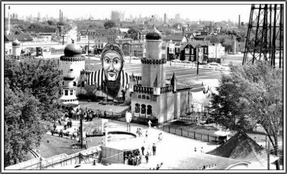 Riverview Amusement Park: Aladdin's Castle (1967)