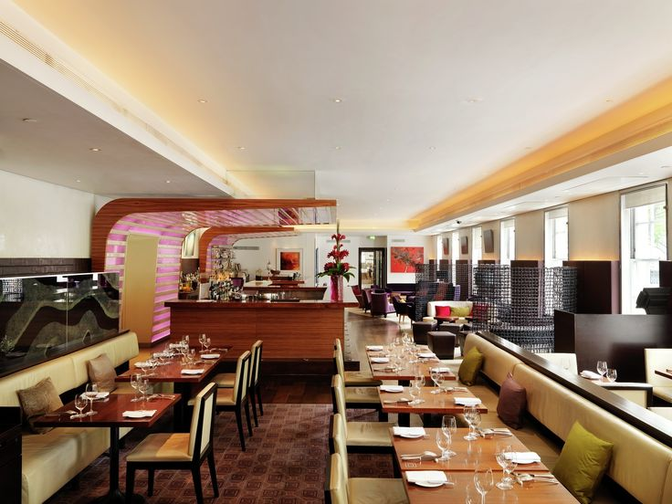 Our Walnut Butter Boards at Gordon Ramsay's restaurant 'Maze' in London.  http://www.norfolkoak.com/commercial-joinery/