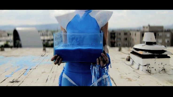THE BLUE /JULIE /05.2012.