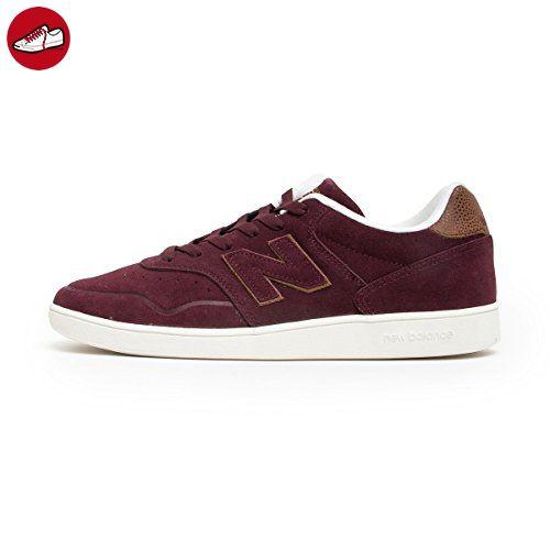 New Balance , Herren Skateboardschuhe rot bordeaux, rot - bordeaux - Größe: 40.5 - New balance schuhe (*Partner-Link)