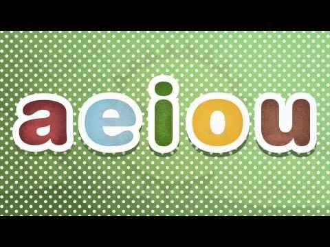 ▶ Vowel song | AEIOU Song | Vowel Sounds for Children - BEST song I've heard yet! YouTube