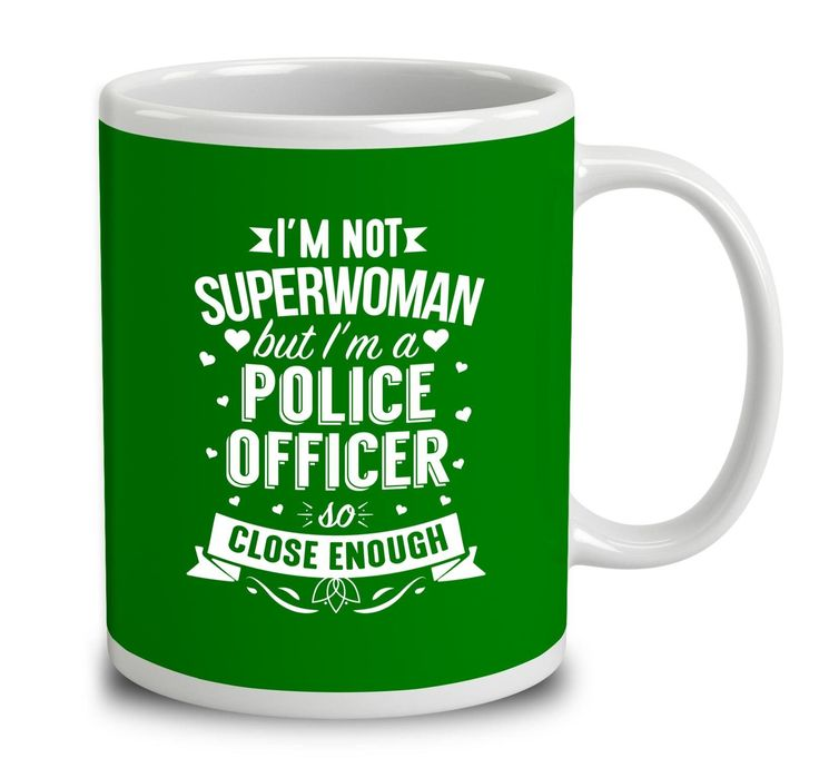 I'm Not Superwoman But I'm A Police Community Support Officer
