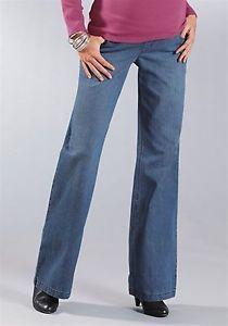 Umstandsjeans / Blue Jeans von 9 Monate Größe 34 (17 kurzgröße) NEU***  | eBay