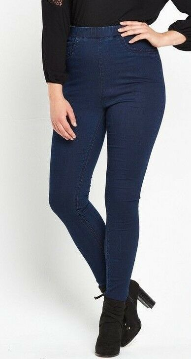f9351f0e87 V by Very Body Curve Jeggings Size 24 Regular BNWT RRP 28 Indigo Uk  Freepost #fashion #clothing #shoes #accessories #womensclothing #jeans  (ebay link)