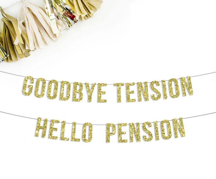 The  Best Retirement Pension Ideas On   Retirement