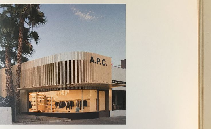 A new book celebrates A.P.C's stores worldwide | Wallpaper*