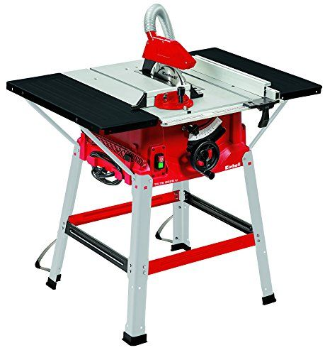 Einhell TC-TS 2025 U Table Saw with 5000 rpm Underframe