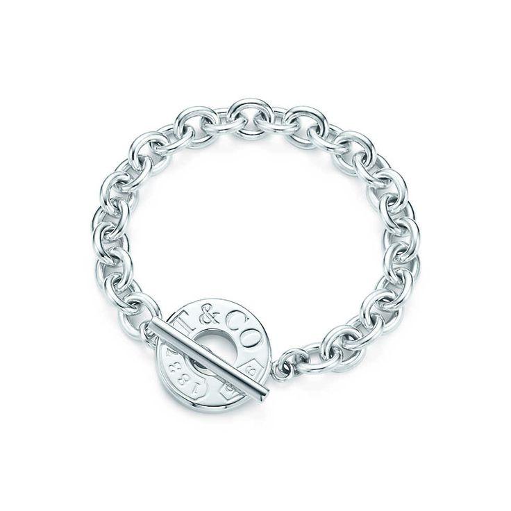 Tiffany 1837™ toggle bracelet in sterling silver. | Tiffany & Co.
