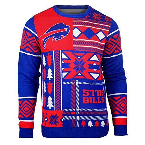 Buffalo Bills Christmas Sweater