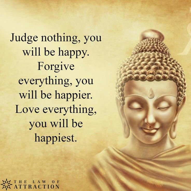 Attractive Let Everything Go, Donu0027t Judge, Forgive, And Love. You Will