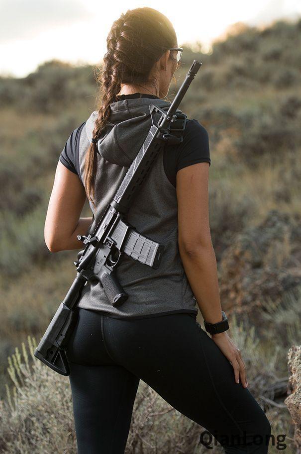 Hot Military Girls With Guns Military Girl Guns Military Women
