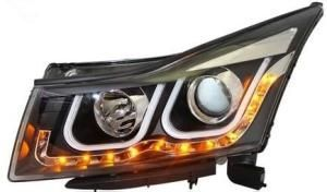 Modified LED DRL Headlight for Chevrolet Cruze 2009-2014