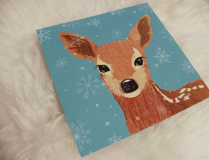 Piirre Collective - Christmas card collection 2015