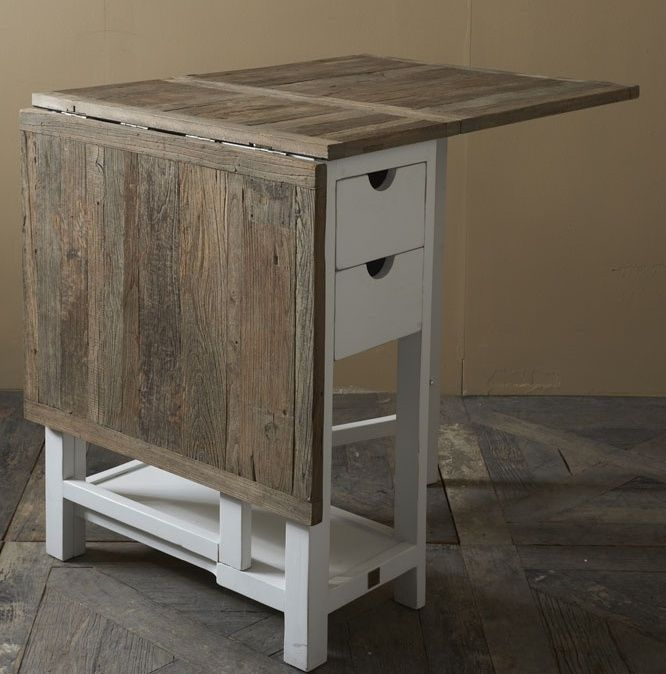 Delightful This Could Eork As Sewing Table In Upstairs Living Room   Store Machines  Inside Wooster Street Bar Table   Rivièra Maison For Extra Serving Space In  Dining ...