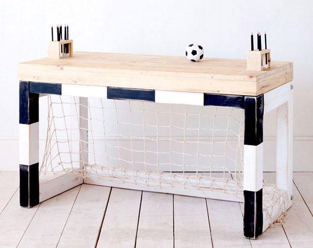 Mesa futebol de JAN