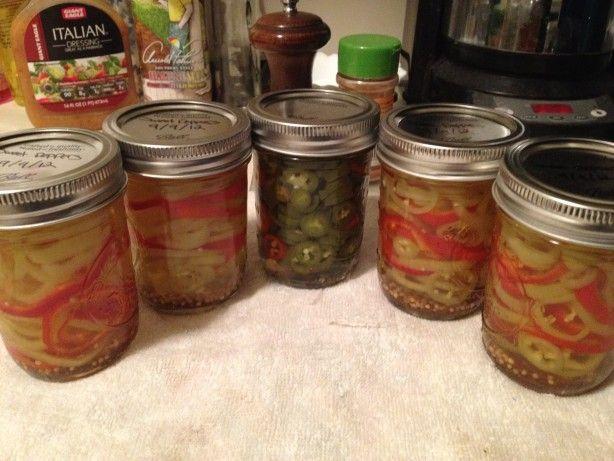 Joes Sweet Pickled Banana Peppers Recipe - Food.com