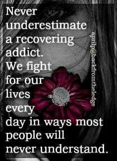 25 Addiction Recovery Tips and Quotes A recovering addict
