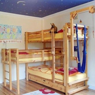 Best Beds For Small Rooms best 25+ best bunk beds ideas on pinterest | bunk beds for