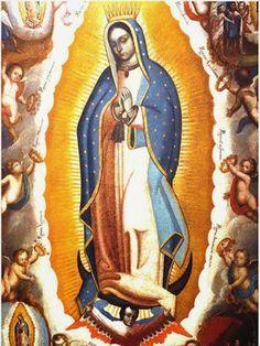Oracion a la Virgen de Guadalupe Para Casos Dificiles, Imposibles y Desesperados