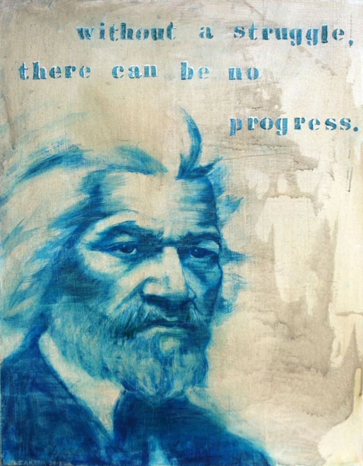 """an analysis of discrimination in the works of frederick douglass When you're reading this analysis and summary of """"narrative of the life of frederick douglass"""" and at mr covey's frederick works in the fields for."""