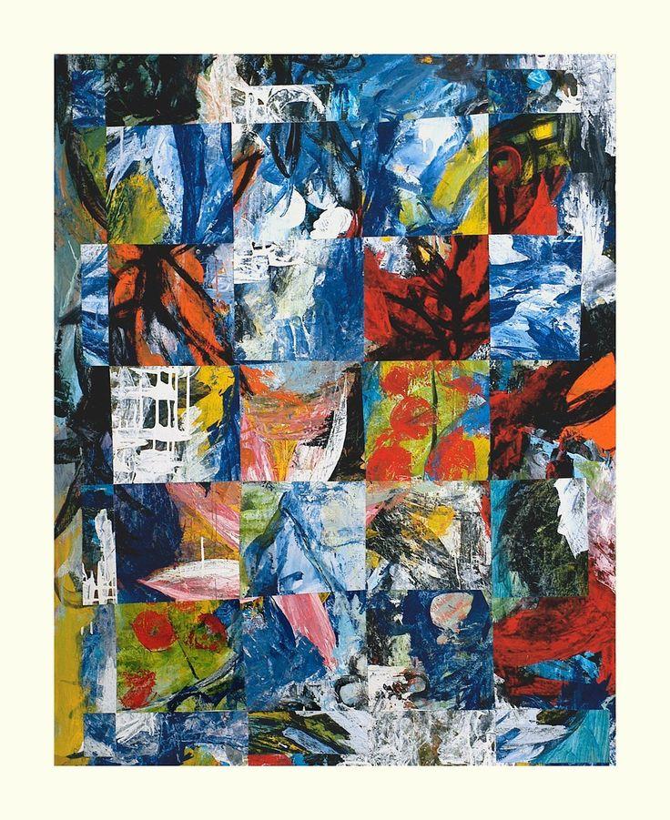 Deconstruction 2 / Dominique Lutringer #ART #Contemporary ART